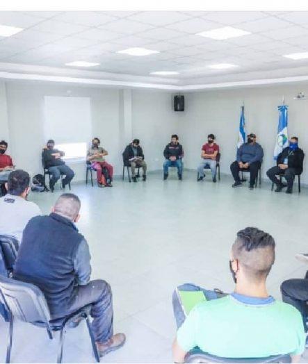 DECLARAN DE INTERES PROPUESTA DE SENSIBILIZACIÓN Y CAPACITACIÓN PARA PERSONAL MUNICIPAL MASCULINO