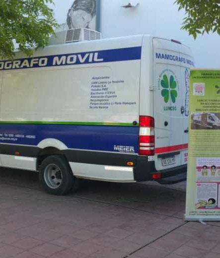 LLEGARÁ EL MAMÓGRAFO MÓVIL A PLOTTIER