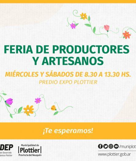 FERIA DE PRODUCTORES